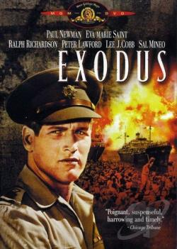 Exodus DVD Cover Art