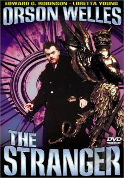 Stranger DVD Cover Art