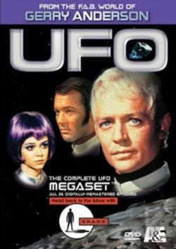UFO - Megaset DVD Cover Art