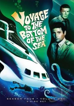 Voyage to the Bottom of the Sea - Fourth Season: Vol. 1 DVD Cover Art