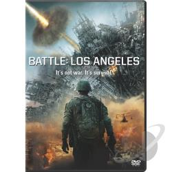 Battle: Los Angeles DVD Cover Art