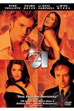 54 DVD Cover Art