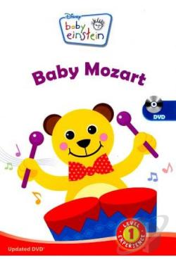 Baby Mozart DVD Cover Art