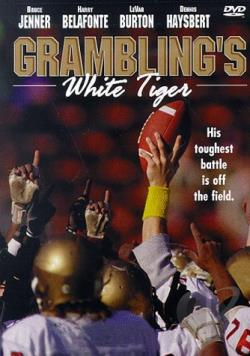 Grambling's White Tiger DVD Cover Art