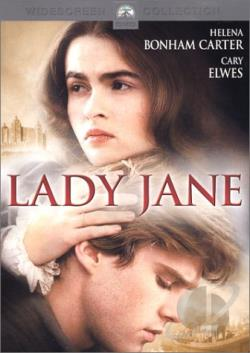 Lady Jane DVD Cover Art