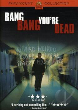 Bang Bang You're Dead DVD Cover Art