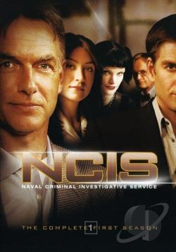 NCIS - The Complete First Season DVD Cover Art
