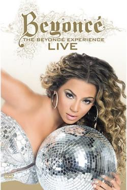 Beyonce - The Beyonce Experience: Live DVD Cover Art