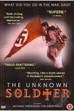 Unknown Soldier DVD Cover Art