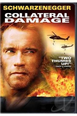 Collateral Damage DVD Cover Art
