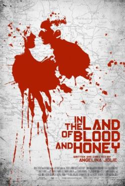 In the Land of Blood and Honey DVD Cover Art