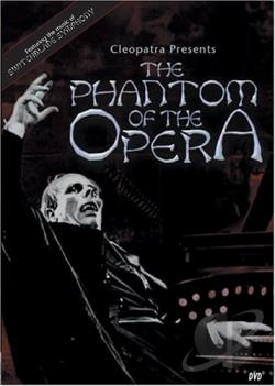 Phantom of the Opera - Switchblade Symphony DVD Cover Art