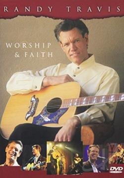 Randy Travis - Worship & Faith DVD Cover Art