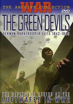 Green Devils 1942-1945 DVD Cover Art