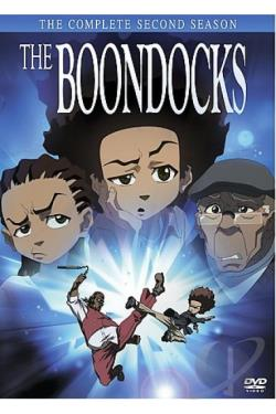 Boondocks - The Complete Second Season DVD Cover Art