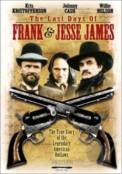 Last Days of Frank and Jesse James DVD Cover Art