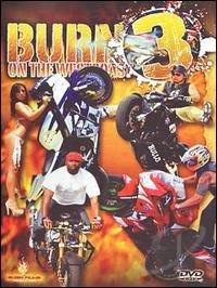 Burn on the West Coast 3 DVD Cover Art