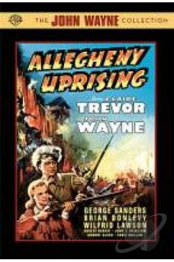 Allegheny Uprising DVD Cover Art