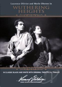 Wuthering Heights (1939) DVD Cover Art