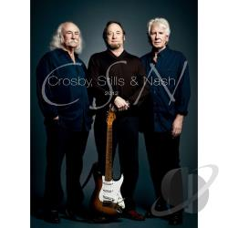 Crosby, Stills & Nash: CSN 2012 BRAY Cover Art