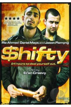 Shifty DVD Cover Art