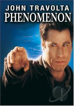 Phenomenon DVD Cover Art
