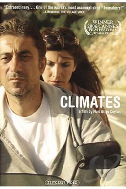 Climates DVD Cover Art
