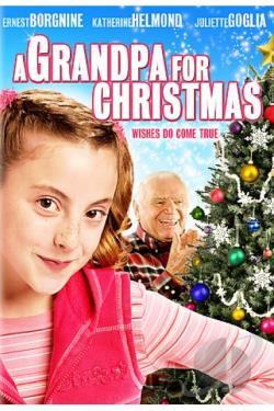 Grandpa For Christmas DVD Cover Art