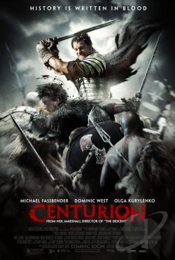 Centurion DVD Cover Art