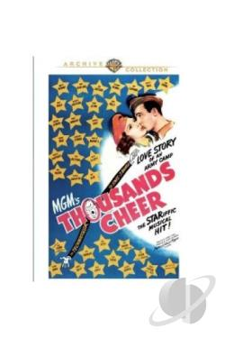 Thousands Cheer DVD Cover Art