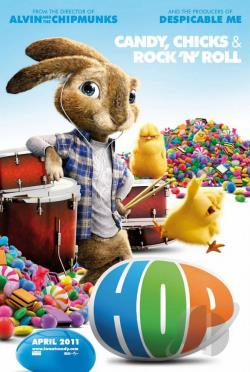 Hop DVD Cover Art