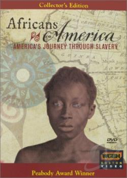 Africans In America - Collection DVD Cover Art