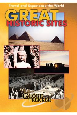 Globe Trekker - Great Historic Sites DVD Cover Art