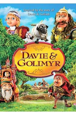 Davie & Golimyr DVD Cover Art