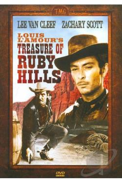 Treasure of Ruby Hills DVD Cover Art