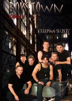 Boystown: Season 1 DVD Cover Art