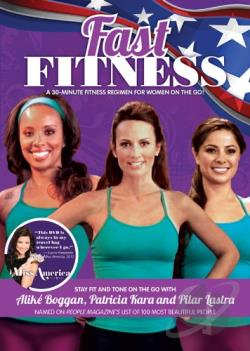 Fast Fitness DVD Cover Art