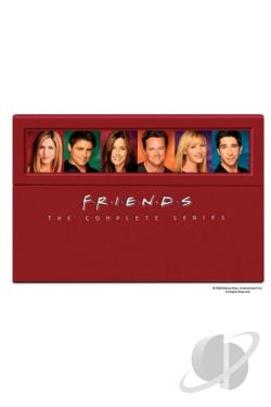 Friends - The Complete Series Collection DVD Cover Art