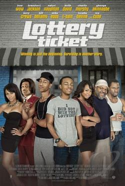 Lottery Ticket DVD Cover Art