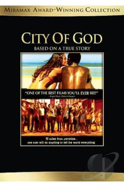 City of God DVD Cover Art