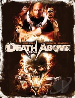 Death from Above DVD Cover Art