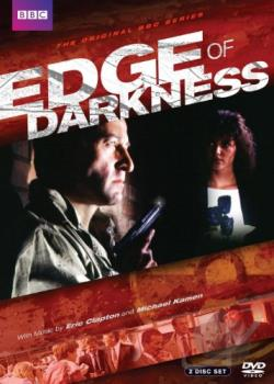 Edge of Darkness DVD Cover Art