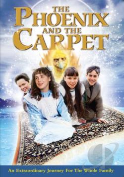 Phoenix And The Carpet DVD Cover Art