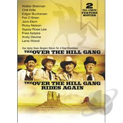 Over the Hill Gang, The/ The Over the Hill Gang Rides Again DVD Cover Art