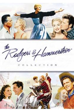 Rodgers and Hammerstein Collection DVD Cover Art