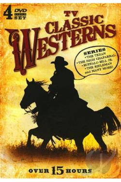 TV Classic Westerns DVD Cover Art