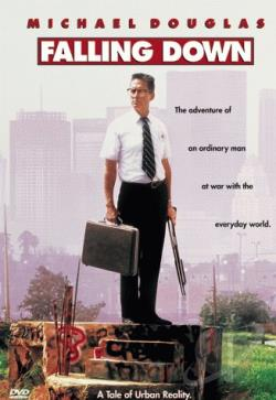 Falling Down DVD Cover Art