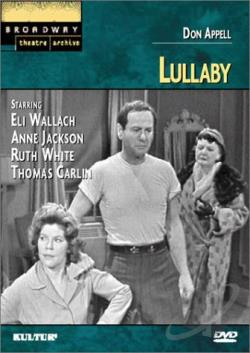 Lullaby DVD Cover Art
