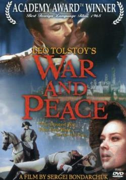 War and Peace DVD Cover Art