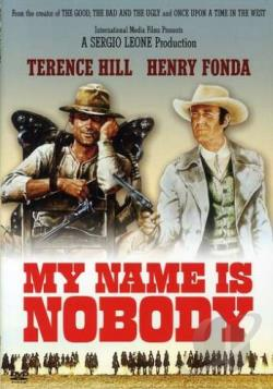 My Name Is Nobody DVD Cover Art